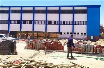 رئيس مركز الغنايم يتابع مشروعات مبادرة «حياة كريمة» بقرية دير الجنادلة | صور