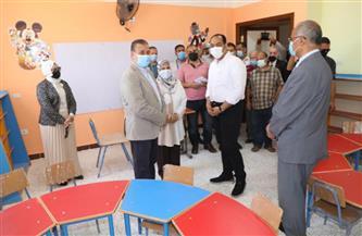 الأبنية التعليمية بالمنوفية: افتتاح 24 مدرسة جديدة قريبًا | صور