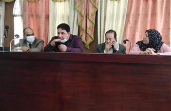 وحدة تكافؤ الفرص بشمال سيناء تواصل حملة التوعية بفيروس كورونا والفطر الأسود | صور