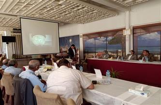 الأكاديمية الوطنية تٌعلن بدء المرحلة الثانية من تدريب العاملين بهيئة قناة السويس | صور