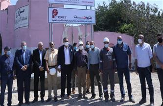 مواطن يتبرع بأرض محطة السادات في مشروع  قطار العين السخنة ووزير النقل يشكره