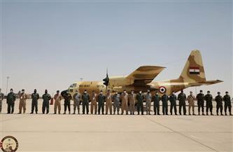 """انطلاق فعاليات التدريب المشترك """"طويق ــ 2"""" بالمملكة العربية السعودية"""