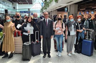 سفير مصر في سراييفو يبعث رسالة طمأنة للسياح البوسنيين قبل سفرهم للغردقة |صور