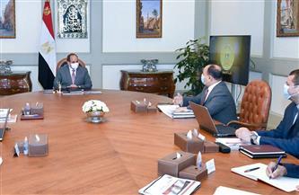 الرئيس السيسي يوجه باستمرار جهود خفض زمن الإفراج الجمركي للوصول للمعدلات الدولية