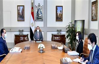 """أبرز ما جاء في اجتماع الرئيس السيسي بشأن جهود استضافة مصر """"المؤتمر الوزاري لمنظمة التعاون الإسلامي للمرأة"""""""