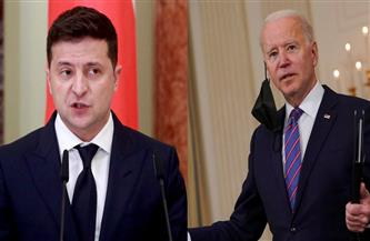 بايدن يدعو الرئيس الأوكراني لزيارة البيت الأبيض