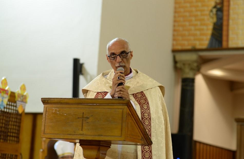 رئيس  الأسقفية  ناعيًا ساويرس رجل وطني لم ينس مسئوليته الاجتماعية