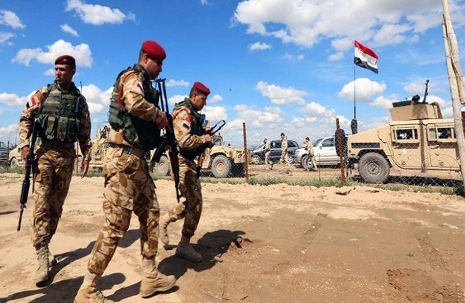 الشرطة العراقية العثور على  أوكار لتنظيم داعش وعبوات ناسفة في سامراء وكركوك
