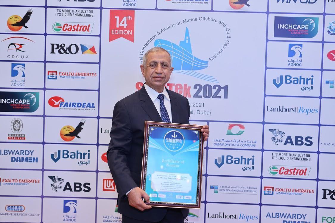 """حفل جوائز """"شيب تيك"""" العالمية في نسختها الـ14 في دبي"""