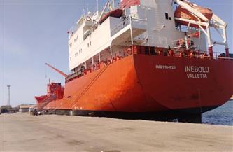 تداول 27 سفينة حاويات وبضائع وشحن 6 آلاف طن صودا كاوية بمواني بورسعيد | صور