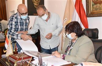 """إيناس عبد الدايم: إطلاق مبادرة """"ثقافتك كتابك"""" في معرض القاهرة للكتاب"""