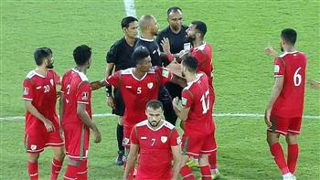 الاتحاد العماني يطالب بشطب حكم مباراته أمام قطر في التصفيات الآسيوية