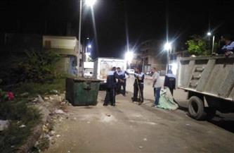 رفع ١٢طن مخلفات في حملة على المدينة بالأقصر |صور