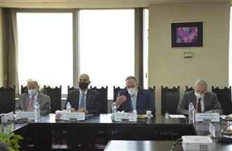 «رجال الأعمال» تبحث فرص زيادة الاستثمار السعودي في مصر