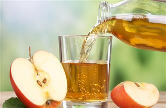 6 أسباب تجعل عصير التفاح مشروبك المفضل في فصل الصيف