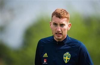 إصابة «كولوسوفسكي» لاعب السويد بفيروس كورونا وغيابه عن مواجهة إسبانيا في يورو 2020