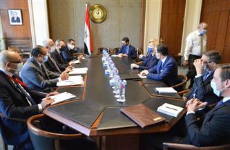 مصر وفرنسا تبحثان التطورات الإيجابية التي شهدتها العلاقات الثنائية وعددا من القضايا