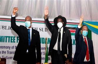 """دول الترويكا ومنظمة الإيجاد توقع على """"اتفاق جوبا للسلام"""" في السودان"""