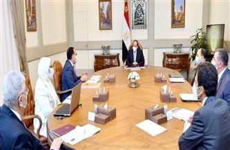 تفاصيل اجتماع الرئيس السيسي لمتابعة الوضع الراهن لانتشار فيروس كورونا