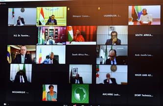 الرئيس السيسي يعرب عن تقديره للثقة التي تُمنح لمصر لتستمر في خدمة القارة الإفريقية
