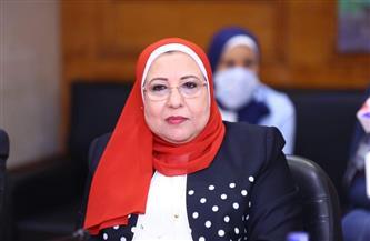 نادية مبروك: «التضامن» تلعب دورًا هامًا في مرحلة التنمية والإصلاح الاقتصادي