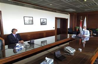 وزير الري يتابع معدلات تنفيذ تأهيل الترع بالمحافظات