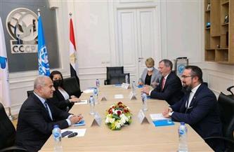 نائب وزير خارجية بولندا يزور مركز القاهرة الدولي لتسوية النزاعات وحفظ وبناء السلام