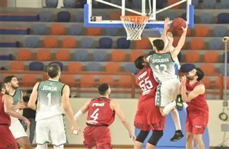 الاتحاد يهزم الأهلي في ثاني مواجهات نصف نهائي دوري السوبر لكرة السلة