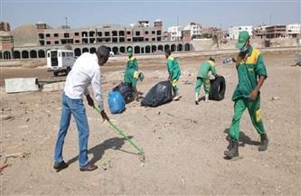 بمناسبة يوم البيئة العالمي .. تنظيم حملة نظافة بمرسى علم تحت شعار «استعادة النظام البيئي»| صور