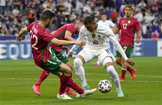 فرنسا تفوز على بلغاريا بثلاثية فى المباراة الأخيرة قبل يورو 2020