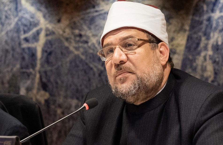 وزير الأوقاف الدولة التي لا تبنى على الأخلاق تحمل عوامل سقوطها