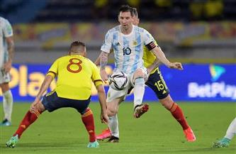 في الوقت القاتل.. كولومبيا يقتنص تعادلا مثيرا من الأرجنتين بتصفيات كأس العالم