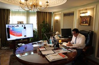 وزير التعليم العالي: المعهد القومي للمعايرة يعد من أكبر هيئات القياس بالشرق الأوسط وإفريقيا | صور