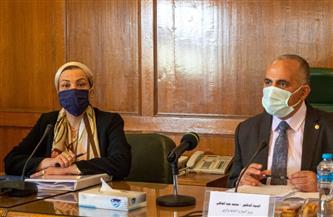وزير الري: منح التراخيص لمشروعات الشواطئ تهدف لتحقيق أهداف التنمية المستدامة   صور