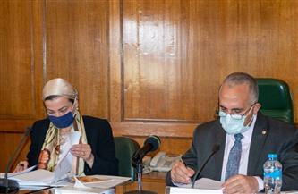 وزير الري: اللجنة العليا لتراخيص الشواطئ معنية بمناقشة دراسة الأعمال المنفذة على السواحل المصرية