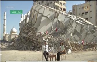 """فى حلقة استثنائية .. """"صباح الخير يا مصر"""" يُبث من داخل قطاع غزة    فيديو"""
