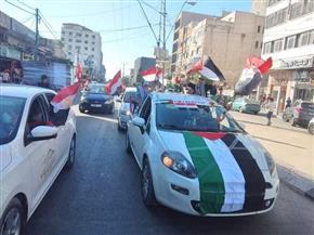 فلسطينيون يرحبون بجهود مصر في إعادة الإعمار  فيديو