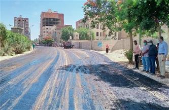 محافظ الفيوم: تنفيذ مشروعات جديدة لرصف الطرق بتكلفة تتجاوز 141 مليون جنيه |صور