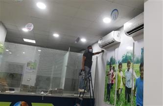 مياه المنيا: تطوير مركز خدمة العملاء ضمن برامج التحول الرقمى | صور