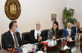 وزراء التعاون الدولي والتنمية المحلية والزراعة والتضامن يبحثون دعم جهود الدولة للاستثمار في رأس المال البشري