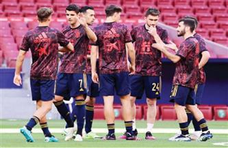 """كأس أوروبا: إسبانيا توسع """"فقاعتها الموازية"""" بضم 11 لاعبًا إضافيًا كإجراء احترازي"""