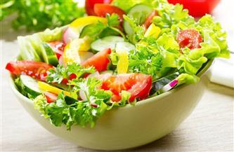 يحسن المناعة ويساعد فى إنقاص الوزن.. «طبق السلطة صيدلية متنقلة»