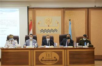 تنفيذي كفر الشيخ يوافق على تخصيص أراضٍ لإقامة مشروعات خدمية| صور