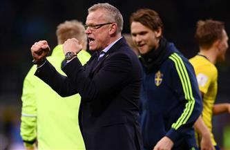 مدرب السويد يؤكد جاهزية والتزام لاعبيه رغم وجود إصابات بكورونا