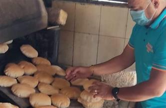 غلق مخبز وتحرير 19 مخالفة لمخابز فى البحيرة