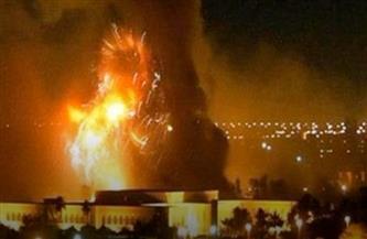 """الهجوم على مطار بغداد كان بـ""""طائرة مسيّرة مفخخة"""""""