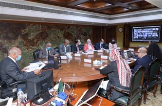 تفاصيل مشاركة وزير النقل في الاجتماع الأول للجنة البنية التحتية للنقل واللوجيستيات| صور