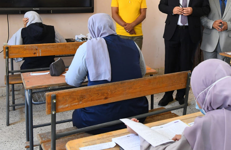 التعليم  رصد  حالات غش في تاسع أيام امتحانات الدور الثاني للثانوية العامة