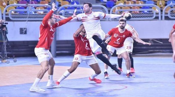 اتحاد كرة اليد يحدد موعد وملعب مباراة الأهلي والزمالك في دوري المحترفين