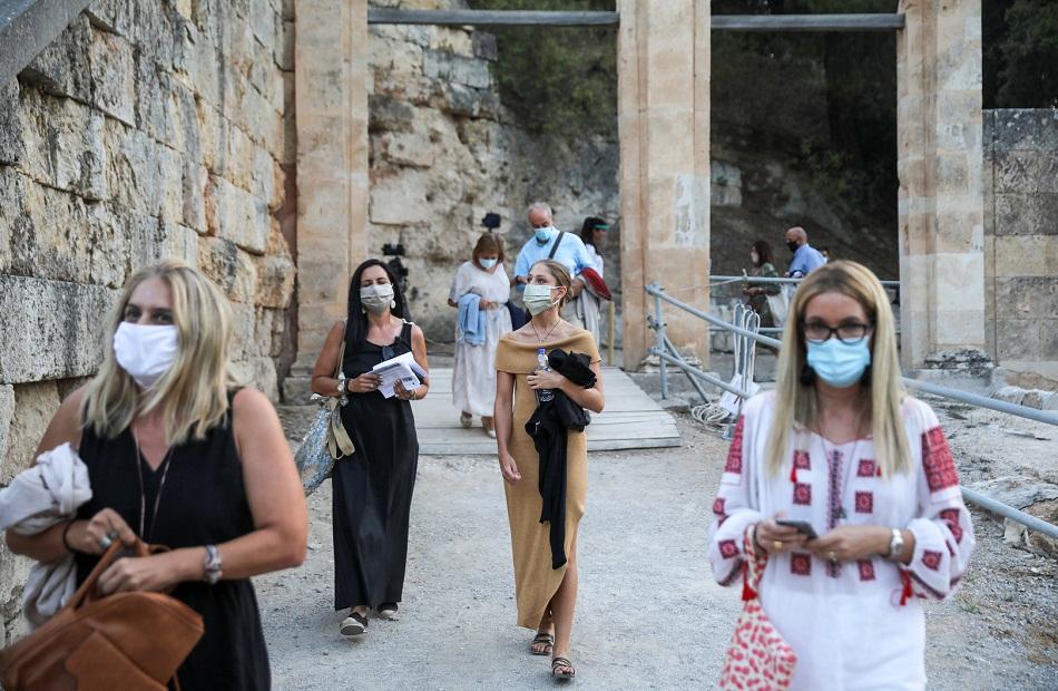 اليونان تفرض  ألف يورو على القطاعات الصحية التي تصدر شهادات كوفيد مزيفة